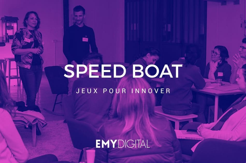 Speed Boat, jeux pour innover