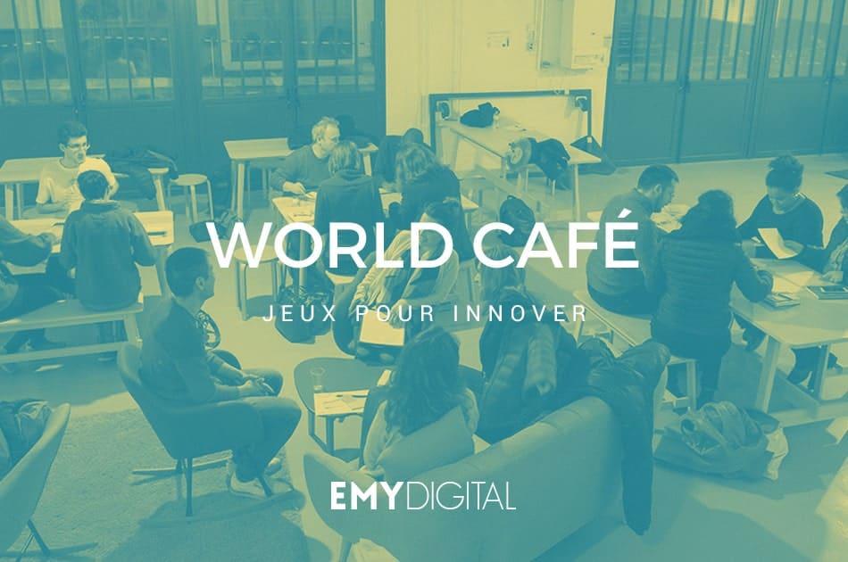 Wolrd café, jeux pour innover