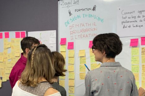 Formation Design Thinking parcours 30h