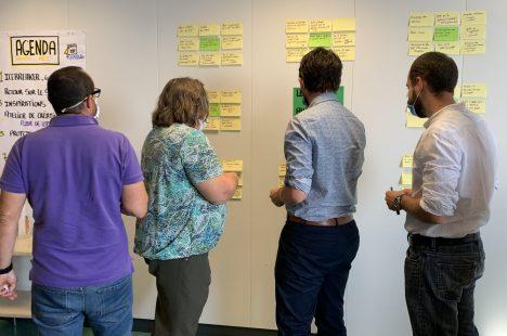 Atelier sur-mesure créativité et intelligence collective