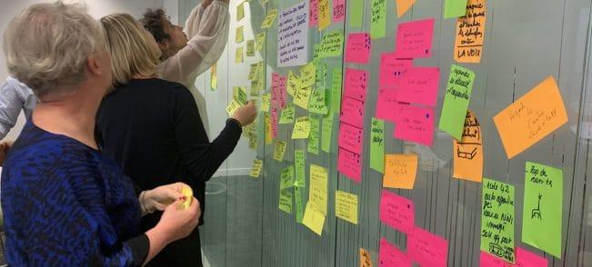 Formation Design Thinking Pole Emploi par Emy Digital
