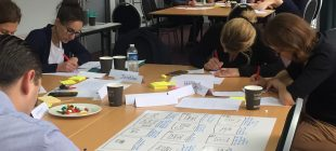 L'Assurance maladie : Formation Design Thinking et refonte du logiciel de gestion des formations