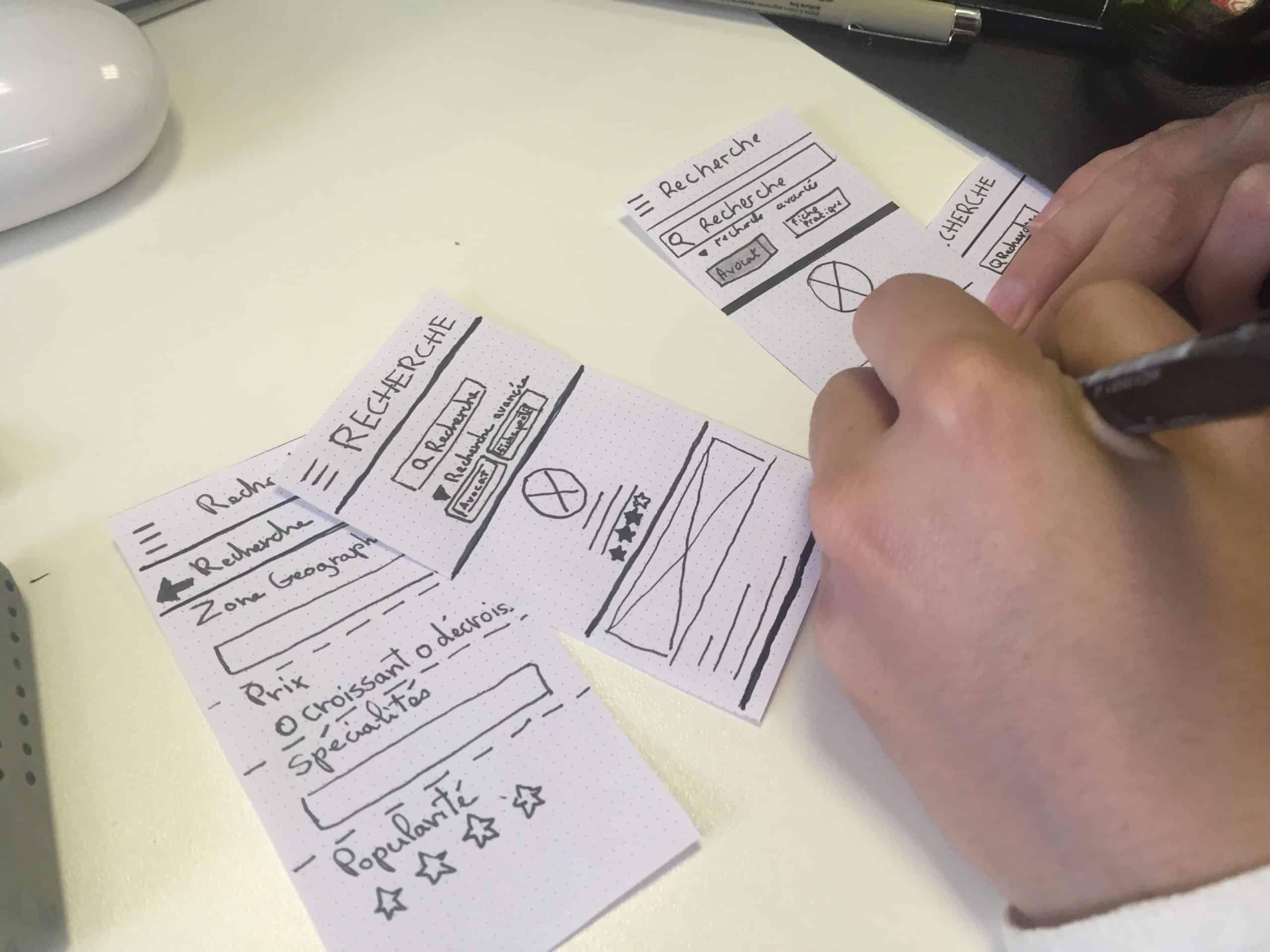 Formation Donner vie aux idées et prototyper une solution