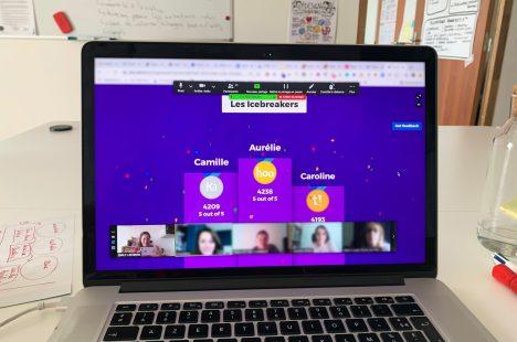 Formation Organiser et animer des réunions à distance