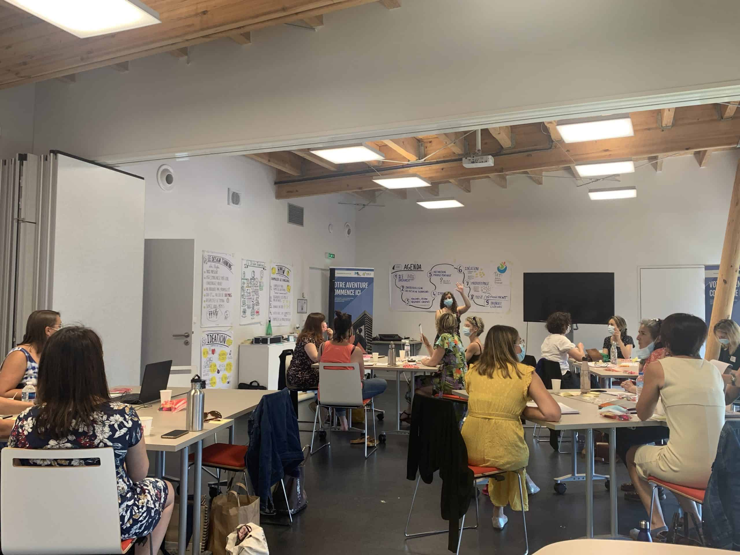 Formation Facilitation Intelligence collective