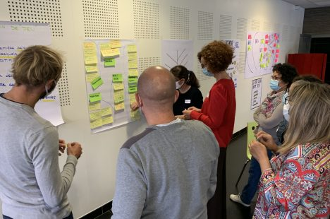Formation Facilitation d'ateliers Design Thinking 14h
